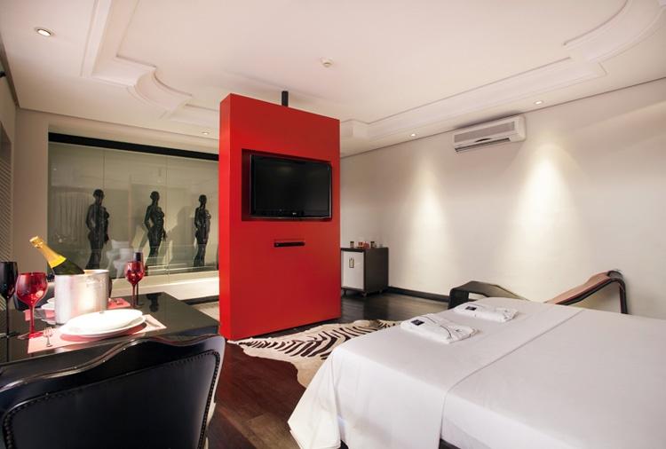 Dia dos Namorados: Conheça 7 motéis em São Paulo; tem até suíte com cinema 4D