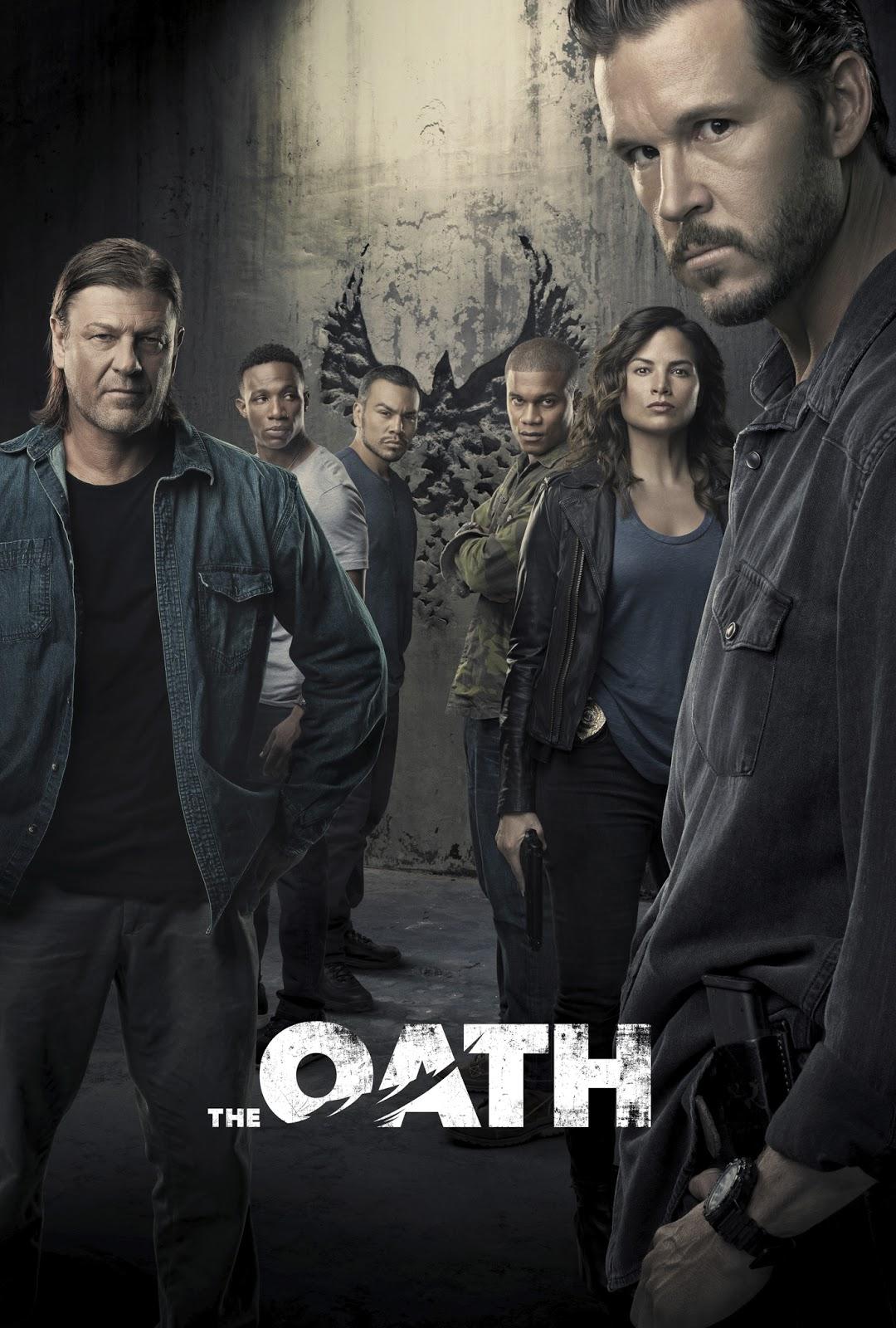 THE OATH: série policial de concorrente da Netflix disponível!
