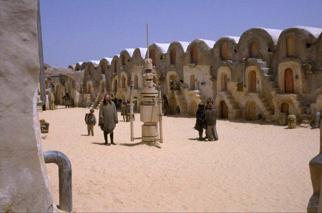 VIAGEM | Saiba os lugares onde os filmes de STAR WARS foram gravados